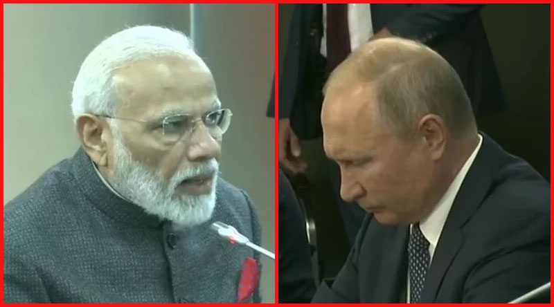 PM Modi Will Get Russia's Biggest Civilian Honor, He Said Today's Historic Day