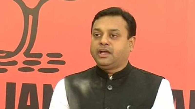 Senior BJP Leader Sambit Patra Made A Big Announcement On The Construction of Ram Temple