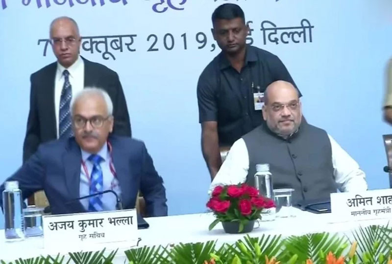 Jammu and Kashmir will not always be Union Territory, will get statehood: Amit Shah