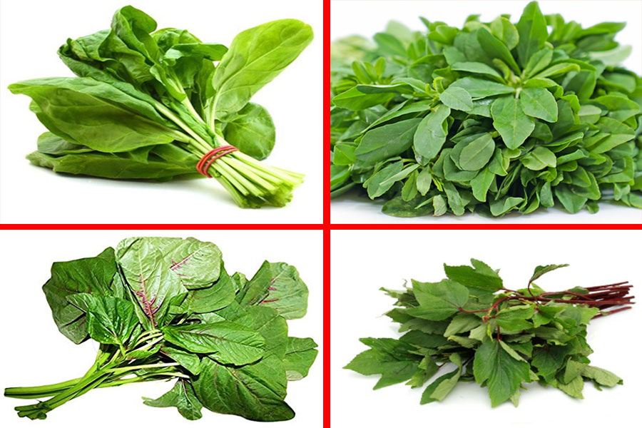 These four green vegetables will keep your health, prevention of many diseases