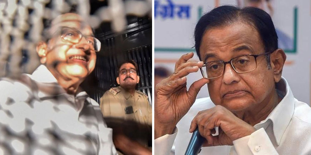 ED gets permission to interrogate Chidambaram in Tihar Jail