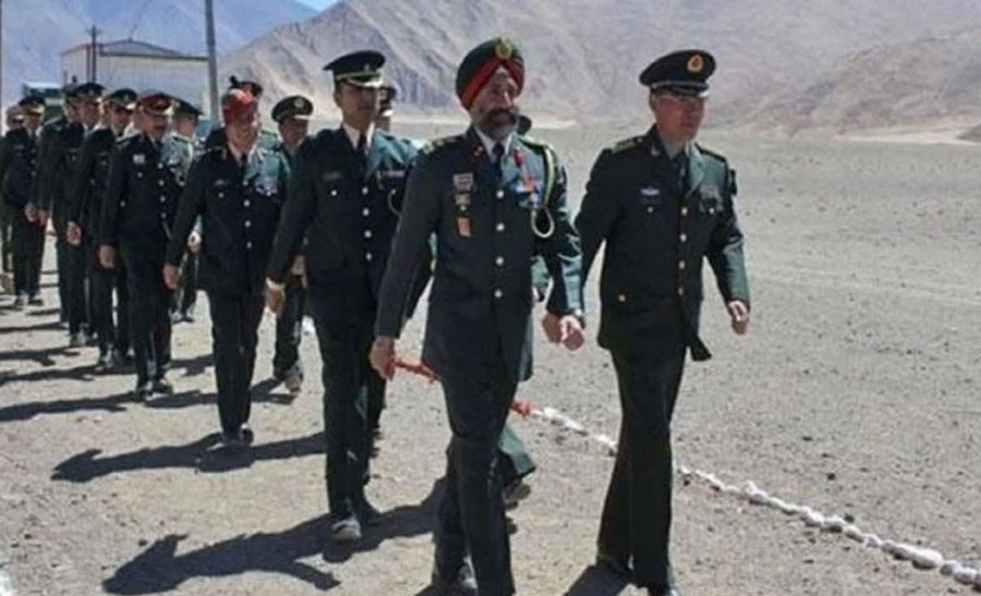 India's Meeting With China On The Border Dispute, BLUNTLY – Before April 2020 Status Restored On Border