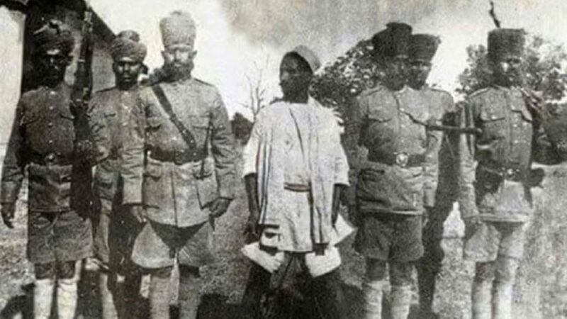 Sultana Dacoit Who Was Called Robin Hood of India, British Police Officers Were Called To Capture Sultana