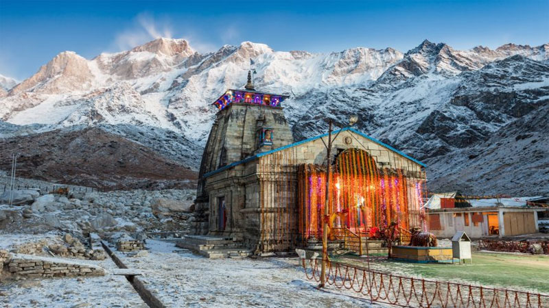 Kedarnath Reconstruction: Approval For The Second Phase, Work Will Start From November 1
