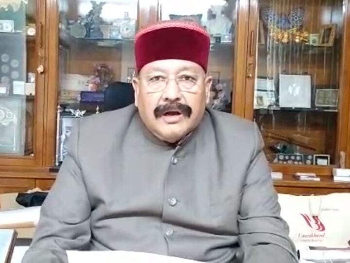 "Satpal Maharaj Congratulated The Residents of Uttarakhand on ""Igas (Bagwal) Garhwali Diwali"""