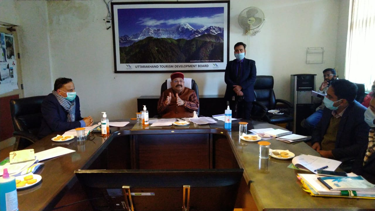 Will Request The Prime Minister To Hand Over The important Tourism Place Chautrasi Kutiya To The Tourism Department : Satpal Maharaj