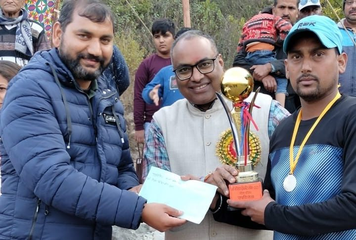 Social Worker Rakesh Bijlwan Said That Rural Sports Talent Should get encouragement