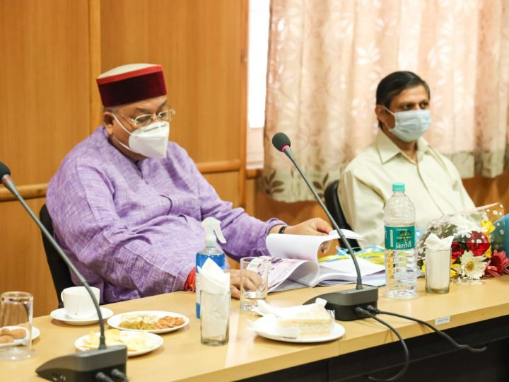 Satpal Maharaj urges Center to provide train Isolation Coaches for Kumbh devotees and pilgrims